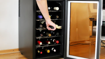 Magic chef Wine cooler buying guide Top Wine Cooler
