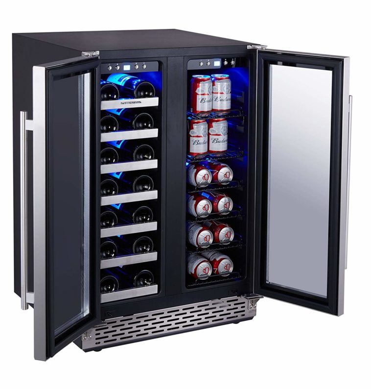 Beer and Wine Fridge